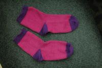 Pinkpurplesocks